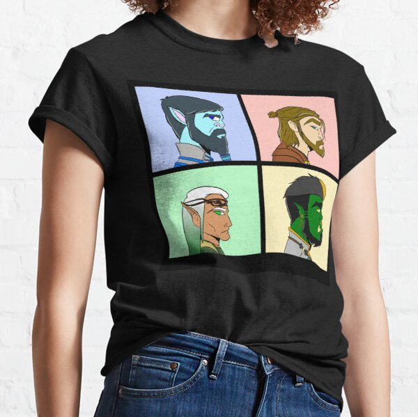 D&D The Junk Drawer Show Classic T-Shirt