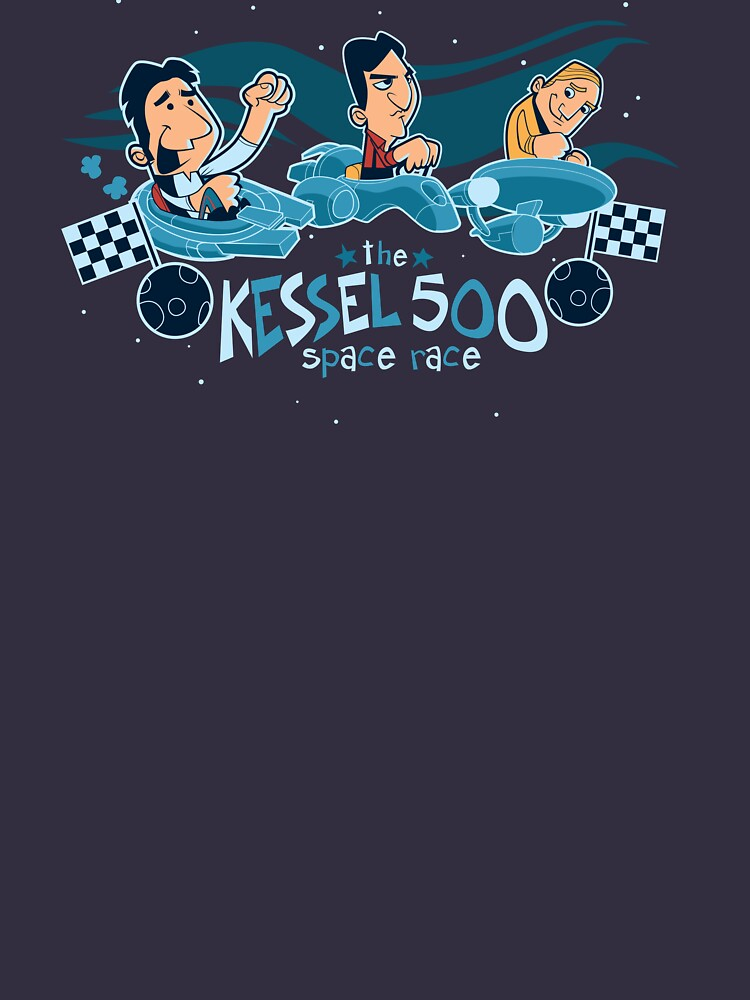 The Kessel 500 by nikholmes