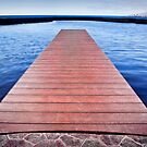 Pier by Chris Cardwell