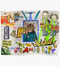 The Flaming Lips Poster Poster