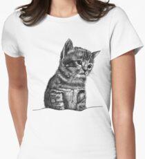 Wilbur The Kitten T-Shirt