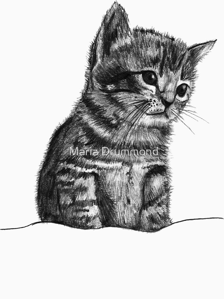 Wilbur The Kitten by MariaDrummond