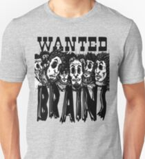The Gang's All Here - Wanted Poster Unisex T-Shirt