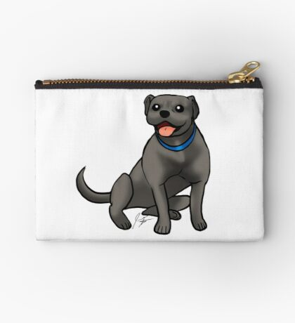 Pitbull - Black Studio Pouch