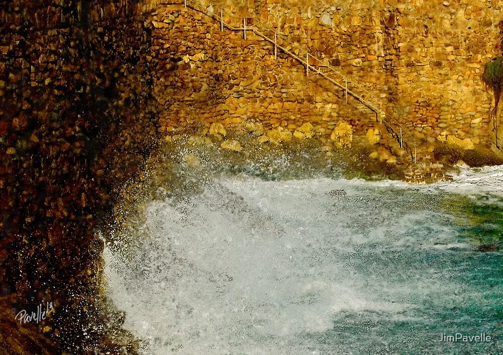 Cove Surge by JimPavelle