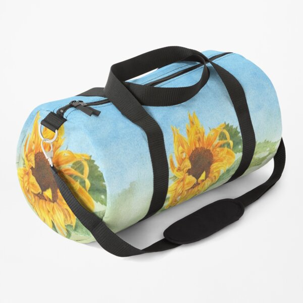 Sunflower March 2019 (Unedited) Duffle Bag