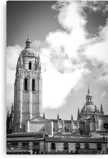 Spanish Architecture by Jonathan Evans