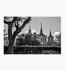 El Escorial Palace Photographic Print