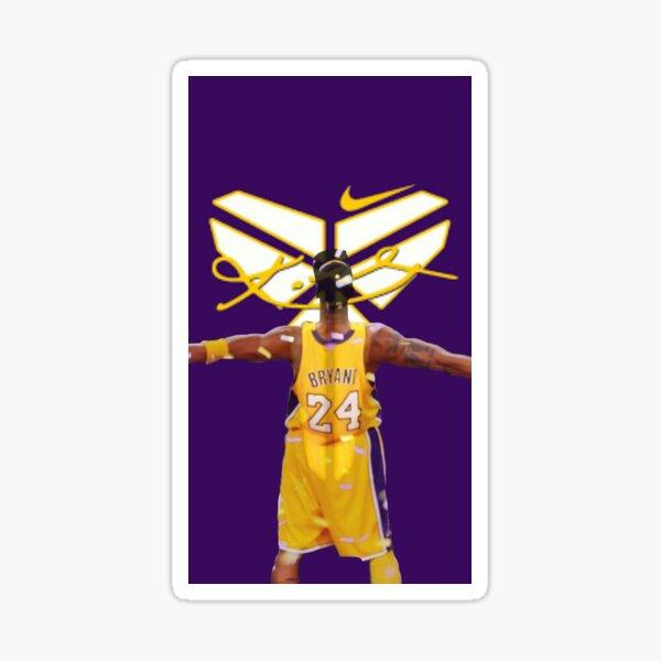 Kobe Bryant Pegatina