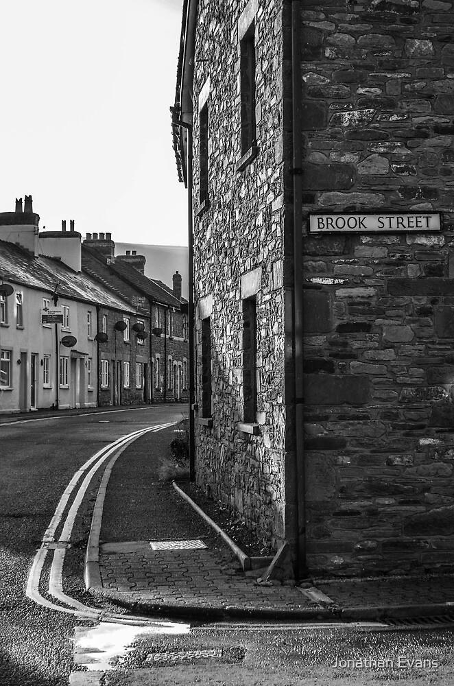 Brook Street by Jonathan Evans