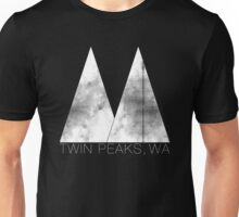 Twin Peaks, WA (White Lodge) Unisex T-Shirt