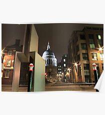 London / St. Pauls , England, UK * Poster