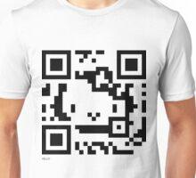 QR Code - Hello Kitty Unisex T-Shirt