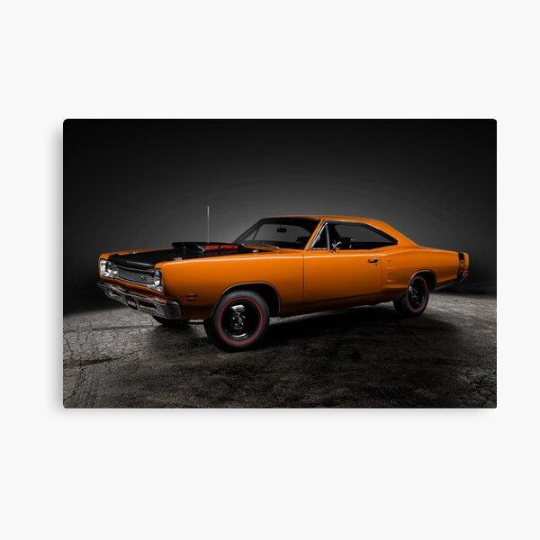 1969 Dodge Super Bee A12 Canvas Print