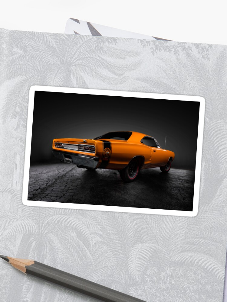 1969 Dodge Super Bee A12 | Sticker