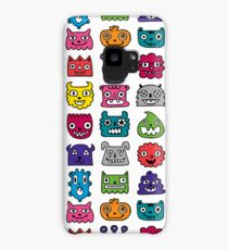 Monster Mash iphone case Case/Skin for Samsung Galaxy