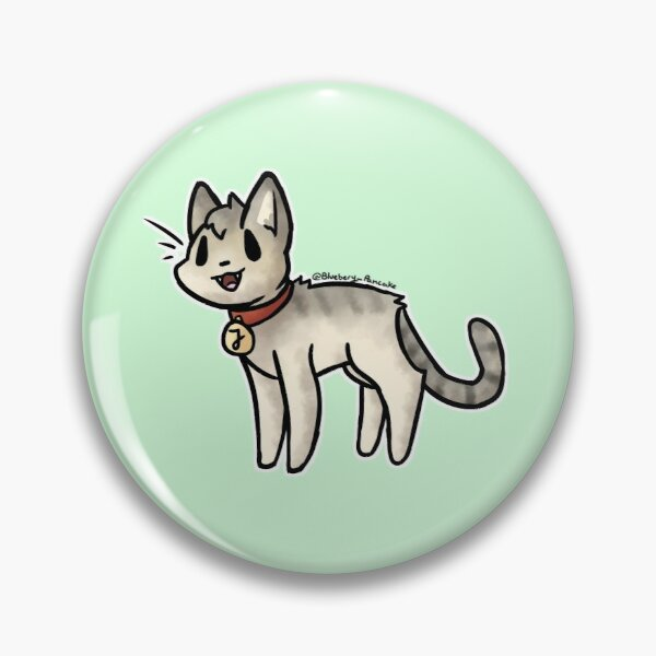 GoodTimesWithScar(Jellie) Hermitcraft Stickers Pin