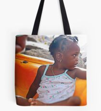 Candid .... Tote Bag