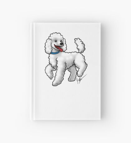 poodle Hardcover Journal