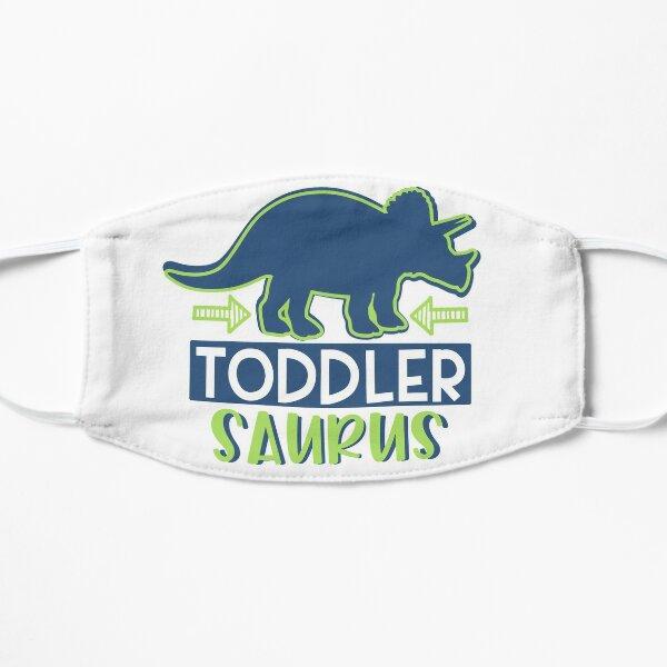 Toddler Saurus Dinosaur Flat Mask
