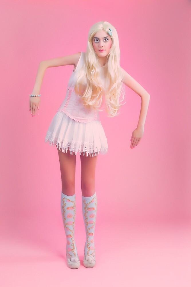 Mannequin by Sharonroseart