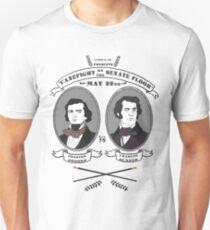 Cane Fight! Charles Sumner v. Preston Brooks T-Shirt