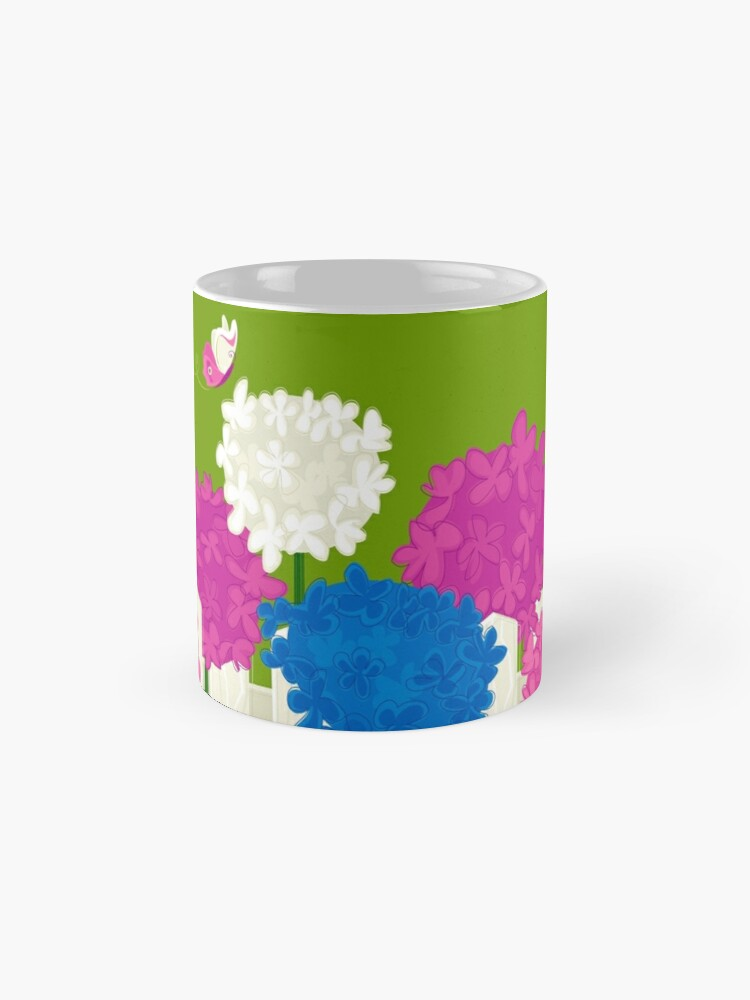 Alternate view of Flower Garden Mug