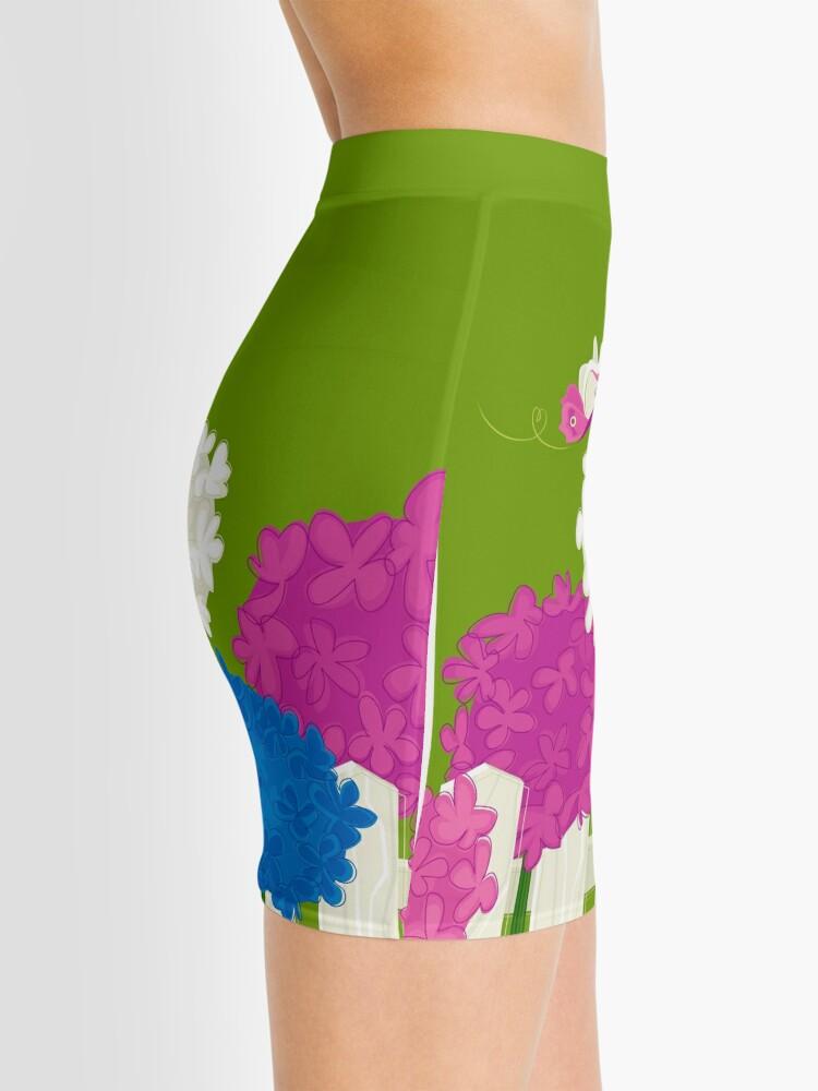 Alternate view of Flower Garden Mini Skirt
