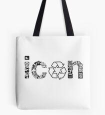 icon Pictogram Tote Bag