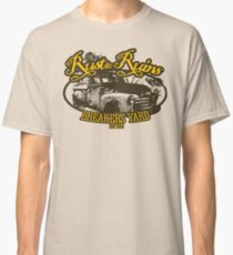 Rust to Ruins Classic T-Shirt