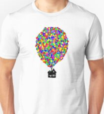 Camiseta unisex ARRIBA
