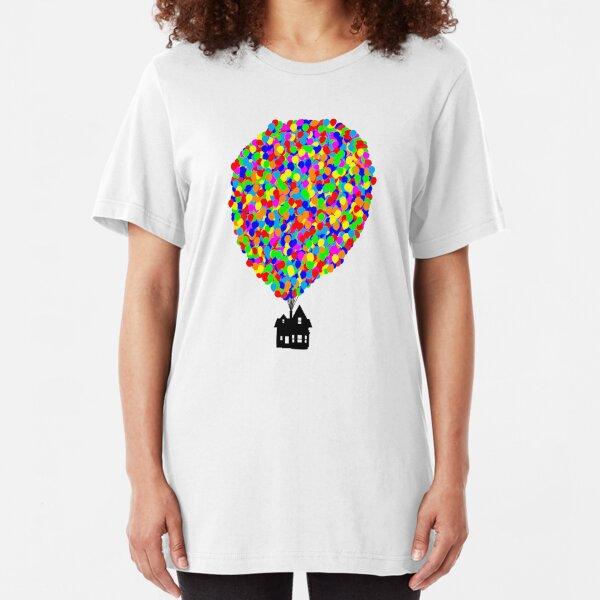 UP Slim Fit T-Shirt