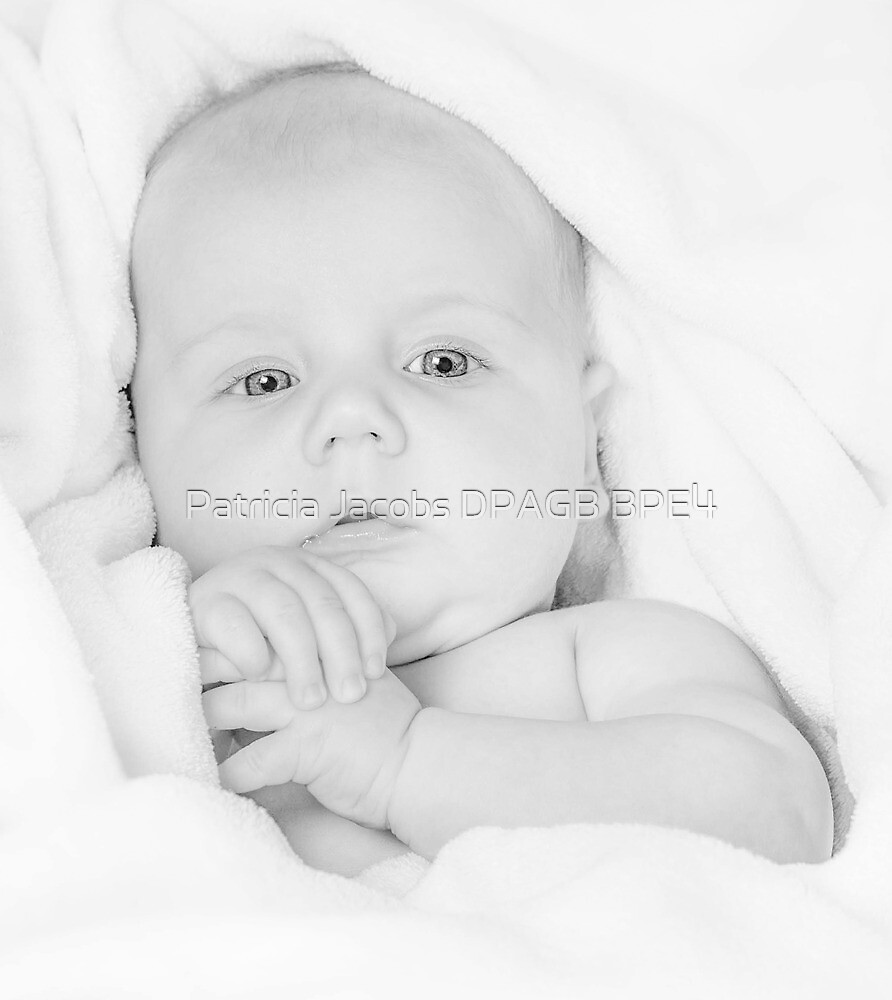 Baby by Patricia Jacobs DPAGB BPE4