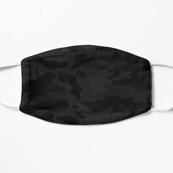 Midnight Camo Mask