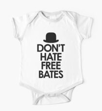 Don't Hate Free Bates One Piece - Short Sleeve