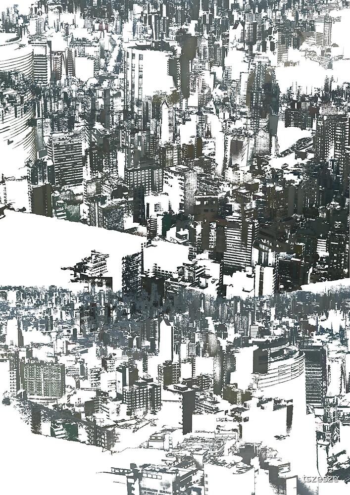 city by tszesze