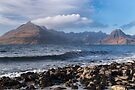 The view from Elgol, Isle of Skye, Scotland by Cliff Williams
