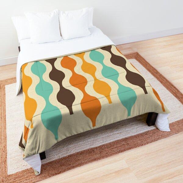 70's Swag: Drops of Jupiter Comforter