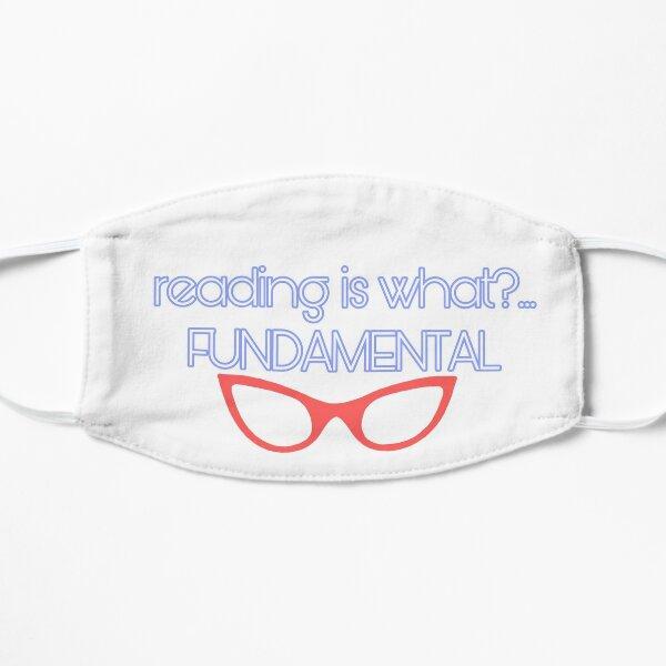 Reading is Fundamental  Mask