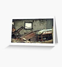 what's left behind Greeting Card