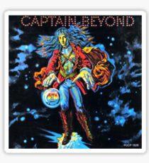 Captain Beyond Sticker
