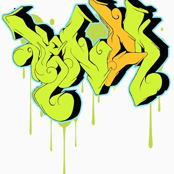 enok graffiti 153 by enok