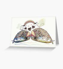Love Sweet Love Greeting Card