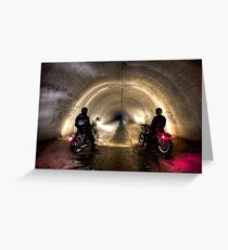 Riders On The Storm Greeting Card