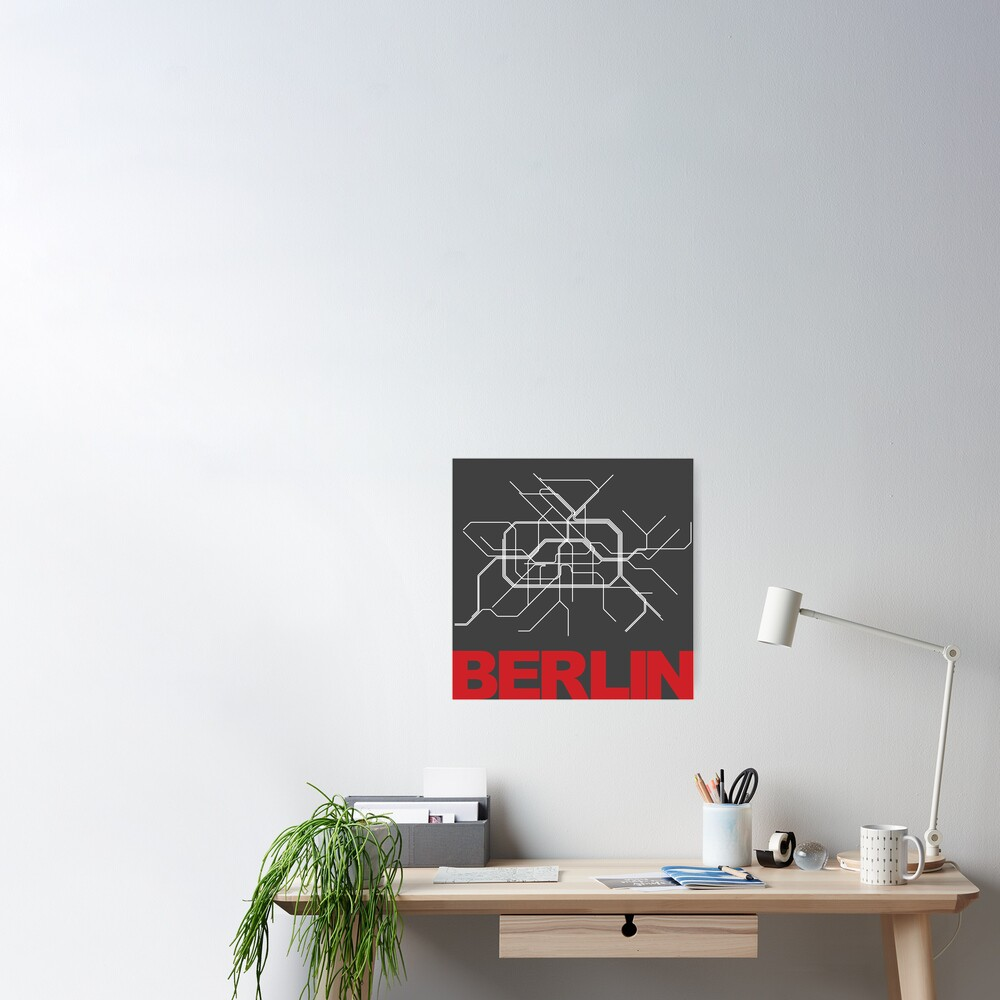 Berlin Collection Poster