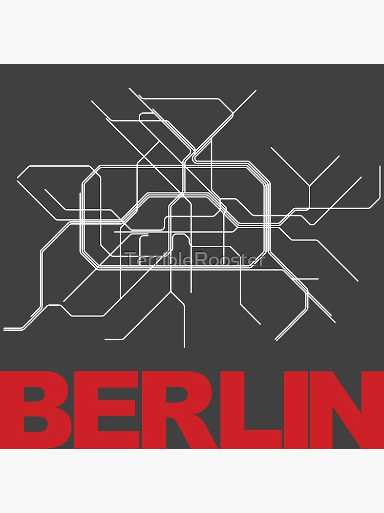 Berlin Collection by TerribleRooster