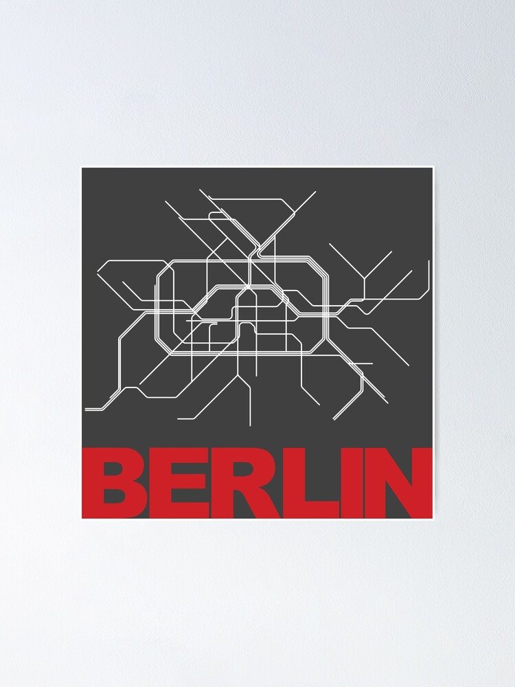 Alternate view of Berlin Collection Poster