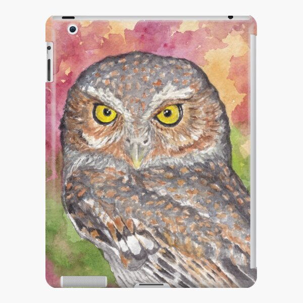 Sonoran Desert Elf Owl iPad Snap Case