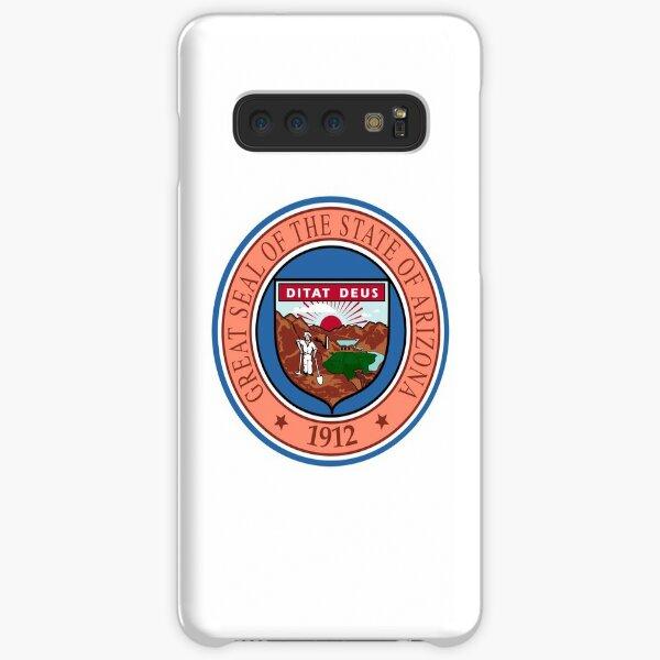 Arizona AZ Official State Seal Samsung Galaxy Snap Case