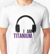 Camiseta unisex Titanio